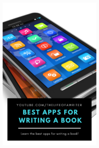 apps for writing a book