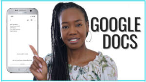 how to write a book on your phone